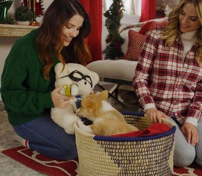 A Very Corgi Christmas online