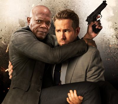 The Hitman's Bodyguard online