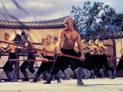 watch The 36th Chamber of Shaolin streaming