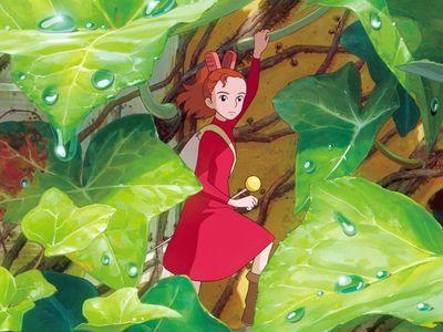 watch The Secret World of Arrietty streaming