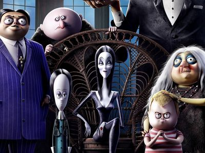 watch The Addams Family 2 streaming