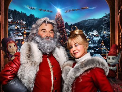 watch The Christmas Chronicles 2 streaming