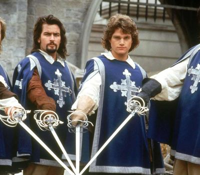 The Three Musketeers online
