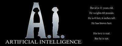 A.I. : Intelligence Artificielle online
