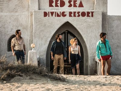 watch The Red Sea Diving Resort streaming