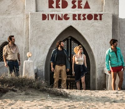 The Red Sea Diving Resort online