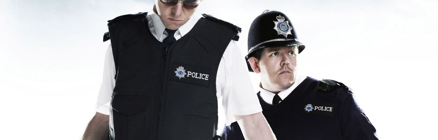 Voir film Hot Fuzz en streaming