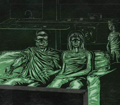 My Parents, The Zombies! online