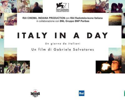 Italy in a Day - Un giorno da italiani online