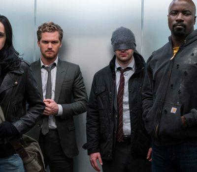 Marvel's The Defenders online