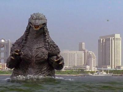watch Godzilla: Tokyo S.O.S. streaming