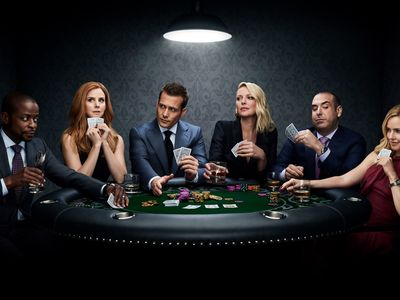 watch Suits streaming
