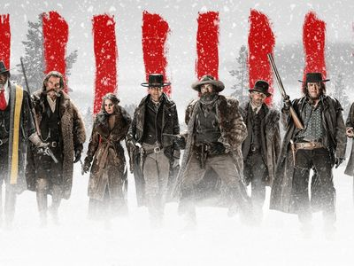 watch The Hateful Eight streaming