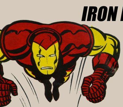 Invincible Iron Man online