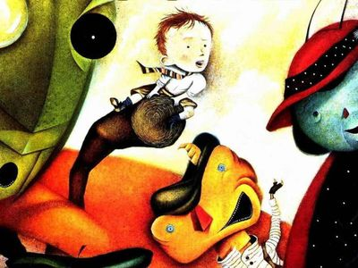 watch James and the Giant Peach streaming