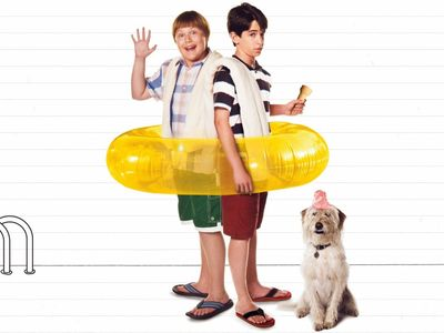 watch Diary of a Wimpy Kid: Dog Days streaming