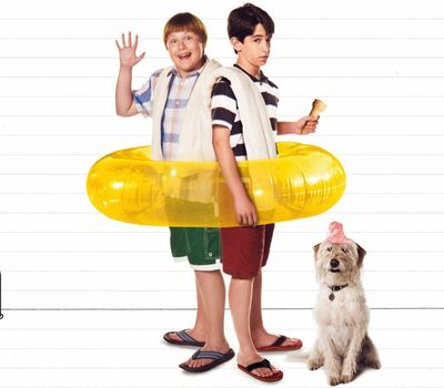 Diary of a Wimpy Kid: Dog Days online