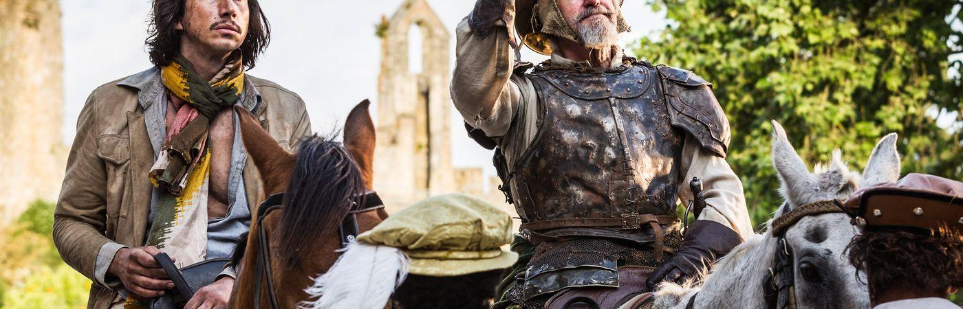 Voir film L'homme qui tua Don Quichotte en streaming