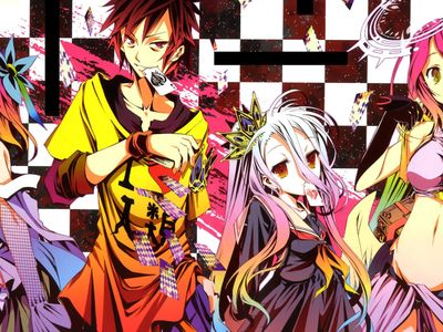 watch No Game, No Life streaming