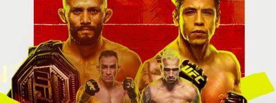 UFC 256: Figueiredo vs. Moreno online