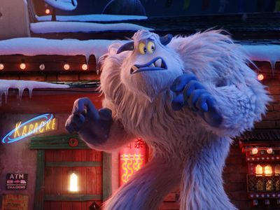 watch Smallfoot streaming