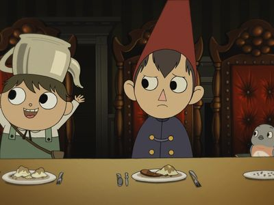 watch Over the Garden Wall streaming