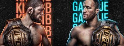 UFC 254: Khabib vs. Gaethje - Early Prelims online