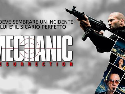 watch Mechanic: Resurrection streaming