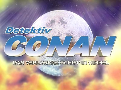 watch Detective Conan: The Lost Ship in the Sky streaming