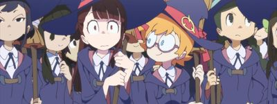 Little Witch Academia online