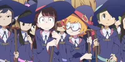 Little Witch Academia STREAMING