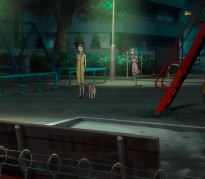 Eden of the East Movie II: Paradise Lost online