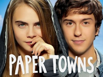 watch Paper Towns streaming