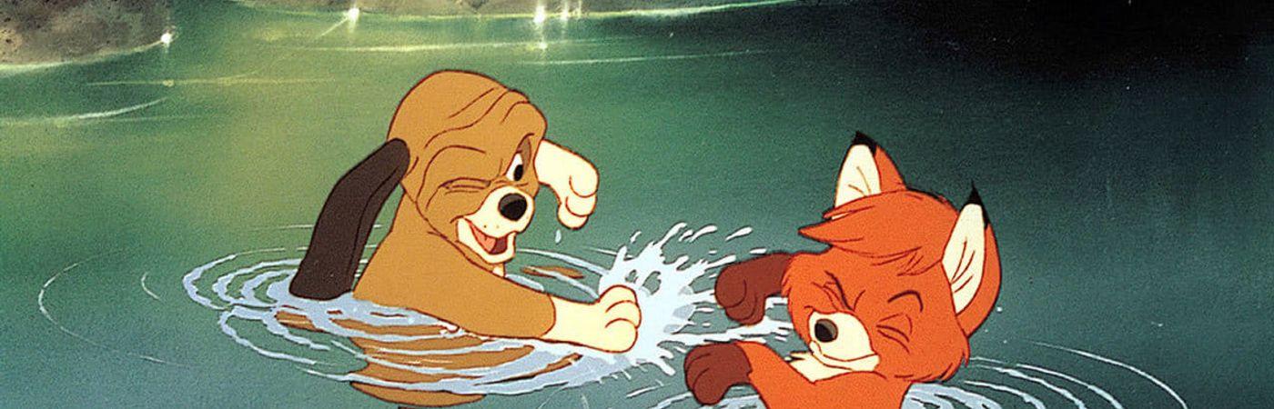 Voir film Rox et Rouky en streaming