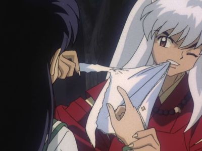 watch Inuyasha the Movie: Affections Touching Across Time streaming