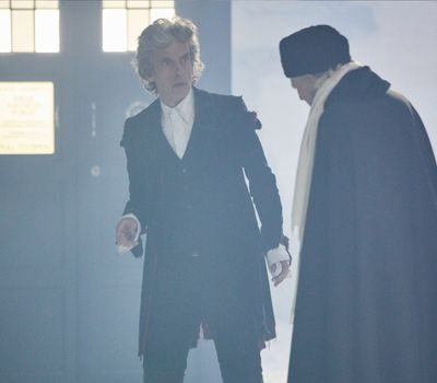 Doctor Who: Twice Upon a Time online