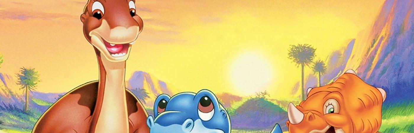 Voir film Le Petit Dinosaure 2 : Petit-Pied et son nouvel ami en streaming