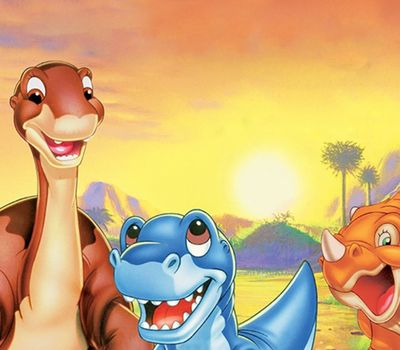 The Land Before Time: The Great Valley Adventure online