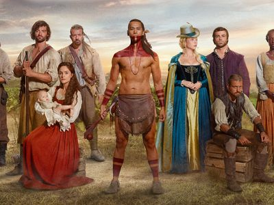 watch Jamestown streaming