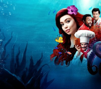The Little Mermaid Live! online
