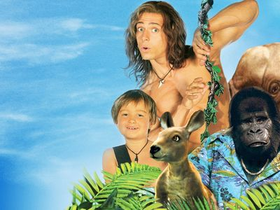 watch George of the Jungle 2 streaming