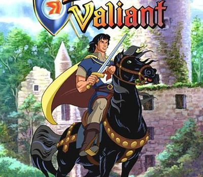 The Legend of Prince Valiant online