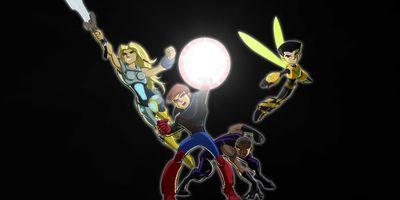 Next Avengers en streaming
