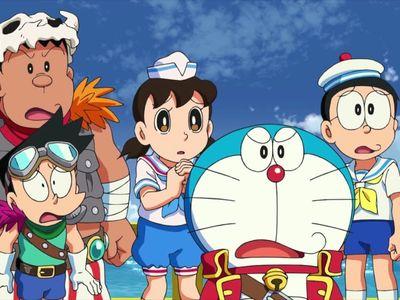 watch Doraemon the Movie: Nobita's Treasure Island streaming