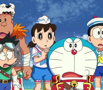 Doraemon the Movie: Nobita's Treasure Island online