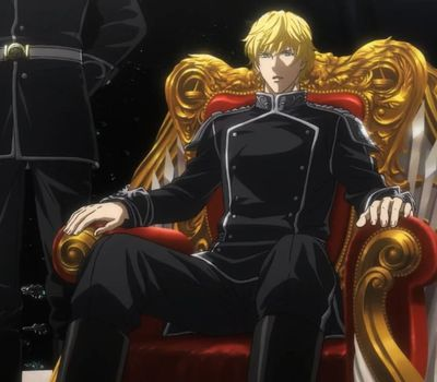 The Legend of the Galactic Heroes: Die Neue These online