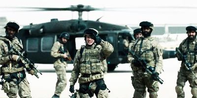 Monsters : Dark Continent STREAMING