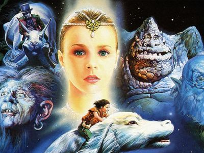 watch The NeverEnding Story streaming