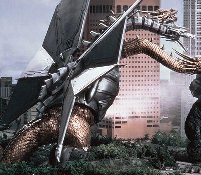 Godzilla vs. King Ghidorah online