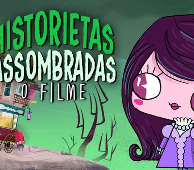 Historietas Assombradas: O Filme online